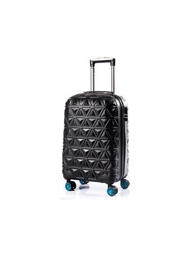 ÇÇS Çanta Valiz Siyah